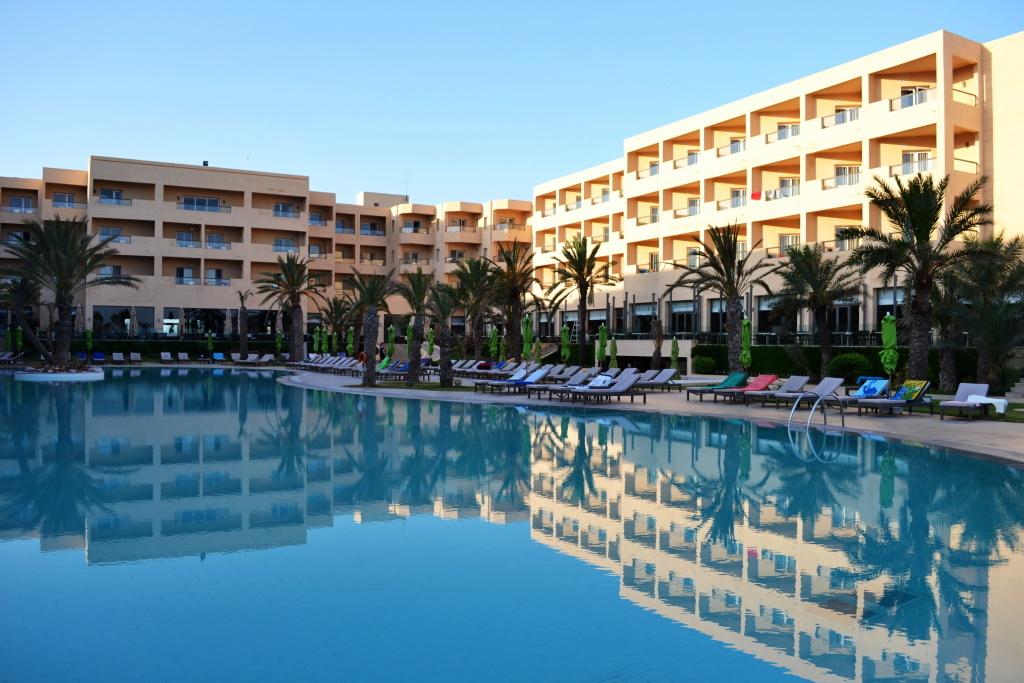 Tunisko 1. – 8. června 2012