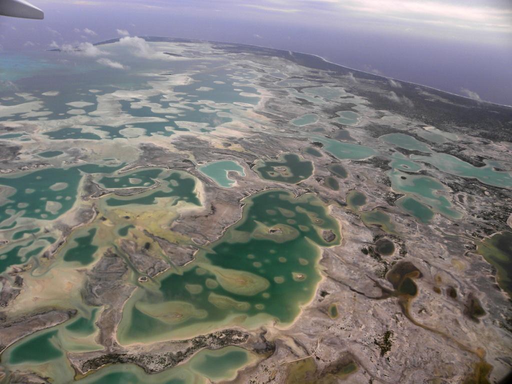 Vánoční ostrov 27. dubna 2011