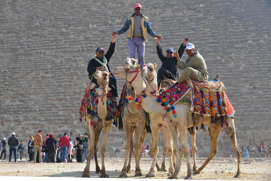Egypt  8. – 15. února 2014