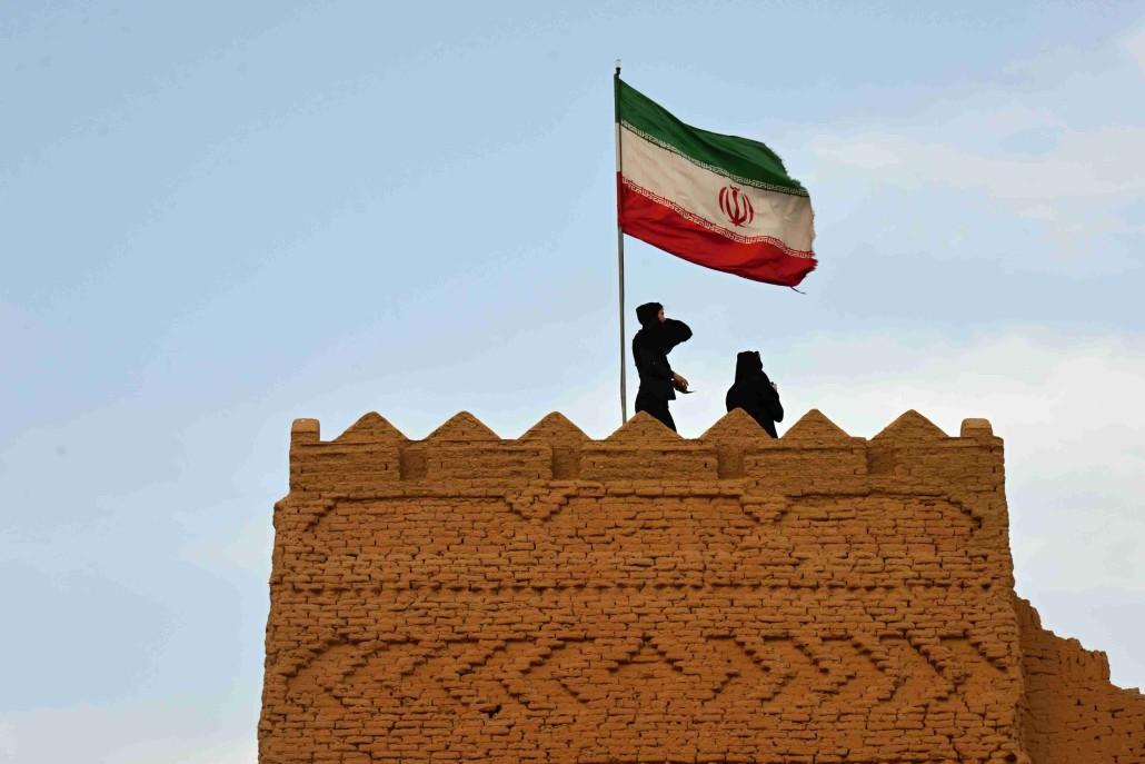 Írán   23. května – 7. června 2015