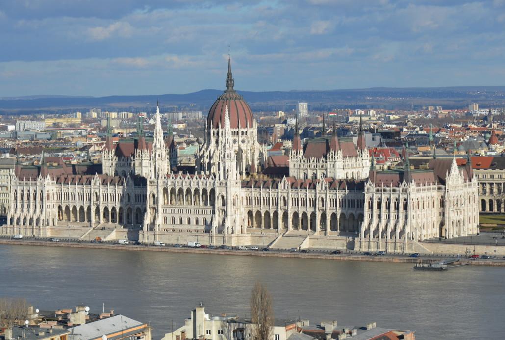 Budapešť     2. – 6. února 2016