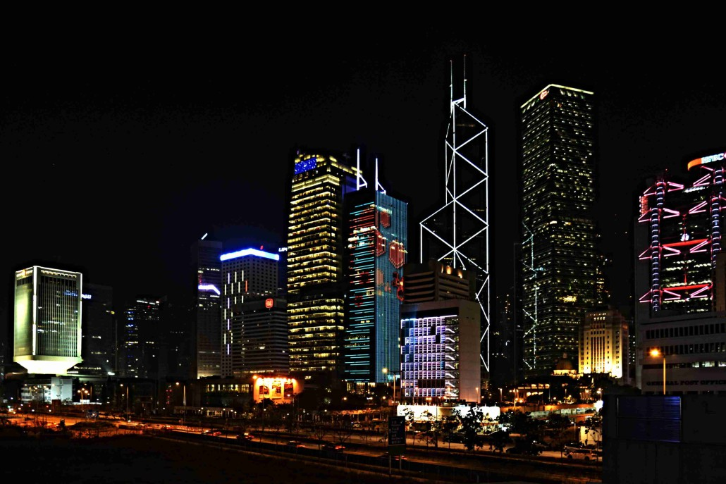 Hong Kong     6. března 2016