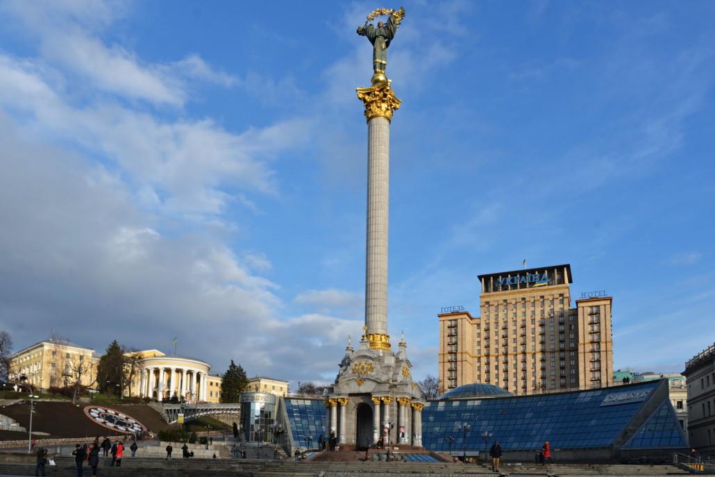 Kyjev     21. března 2016