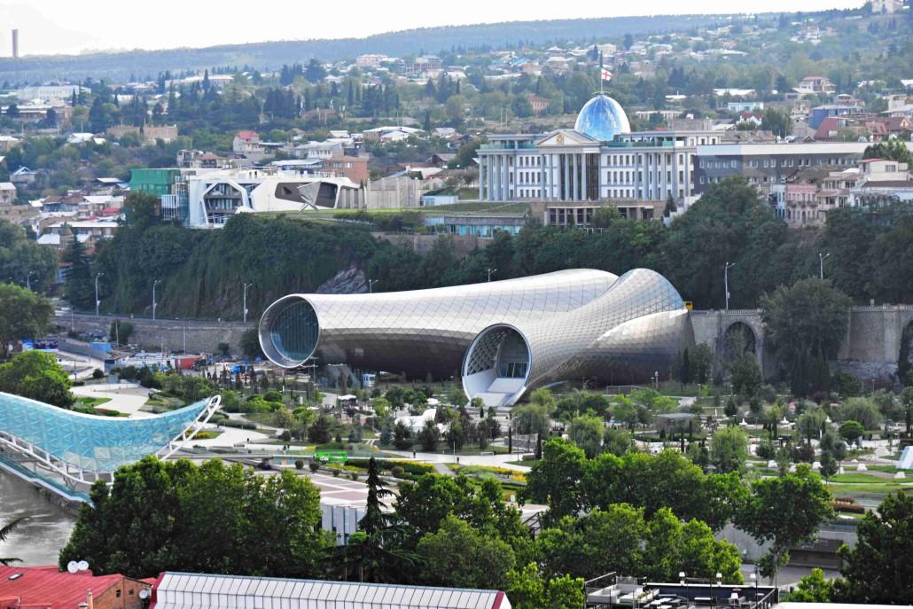 Gruzie   1. – 9., 16. – 18. června 2016