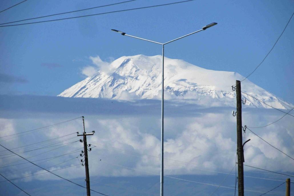 Arménie   9. – 16. června 2016