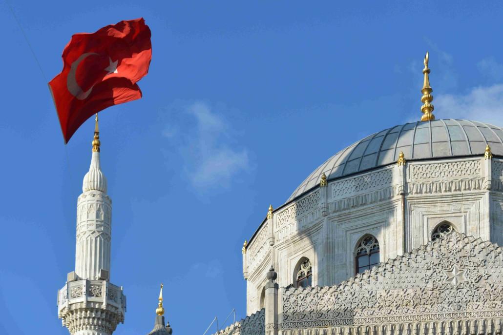 Istanbul     26. – 30. července 2016