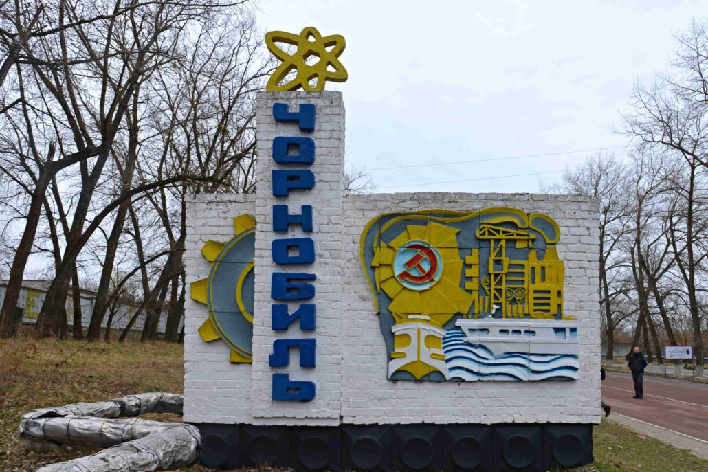 Černobyl 31. března – 3. dubna 2017
