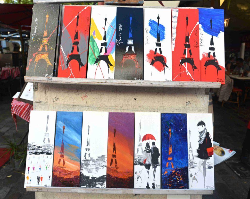 Paříž, 21. – 24. září 2017