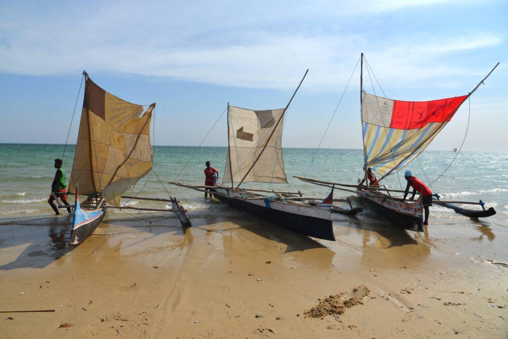 Madagaskar, 17. říjen – 4. listopad 2017